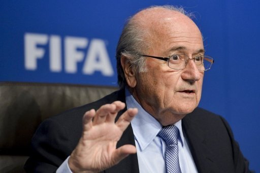 Blatter announces new FIFA code of ethics
